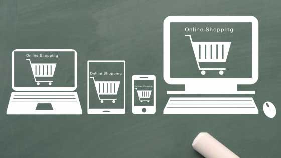 どの端末でも簡単に購入できるネットショップサイトにしよう
